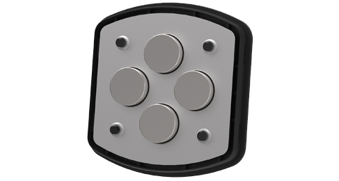 Suport magnetic 2 in 1 MagicMount Dash / Vent