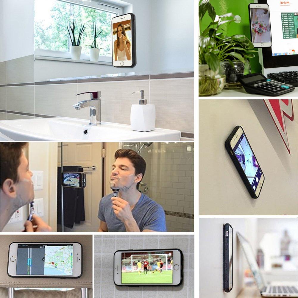 Husa Anti Gravity Sticky Case pentru iPhone 6 / 6S