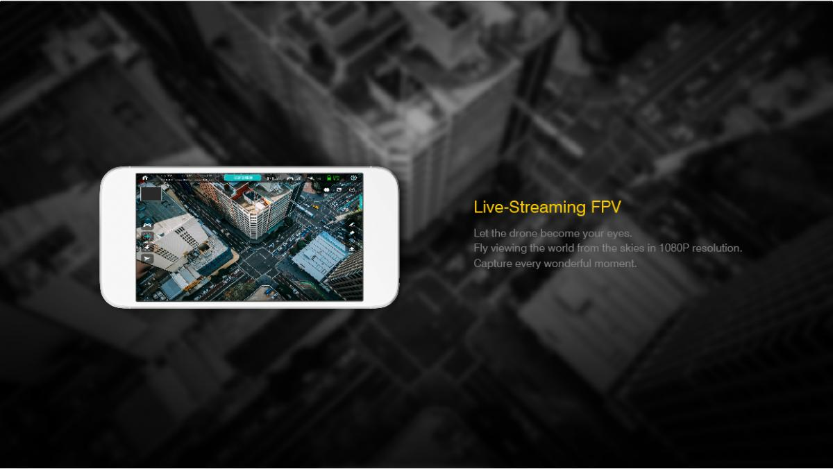 Drona Hubsan x4 H501A Air Pro High Edition cu telecomanda HT011A inclusa