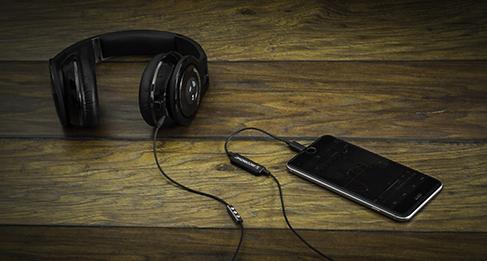 Cablu Lightning / Jack 3.5mm MFi, cu telecomanda de control casti cu fir iPhone 7/7 plus