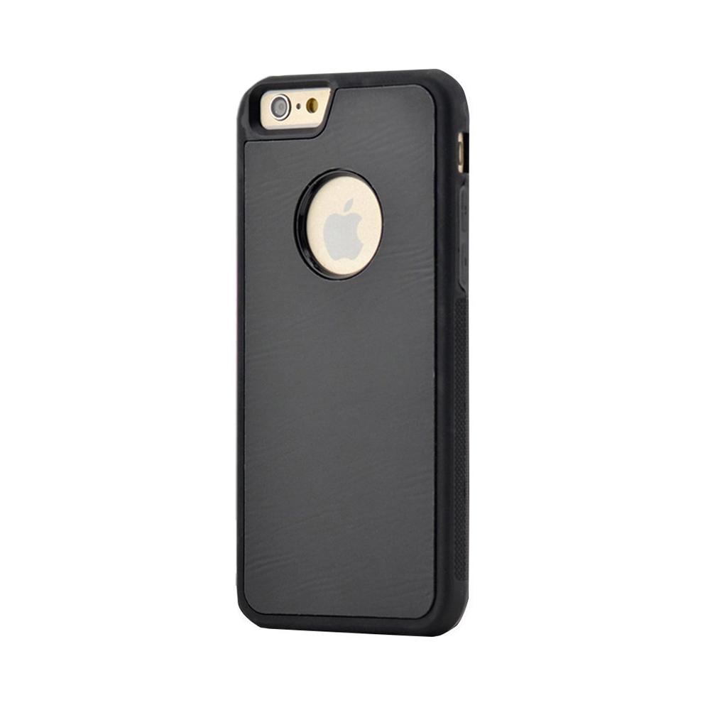 Husa Anti Gravity Sticky Case pentru iPhone 6 / 6S (Negru)