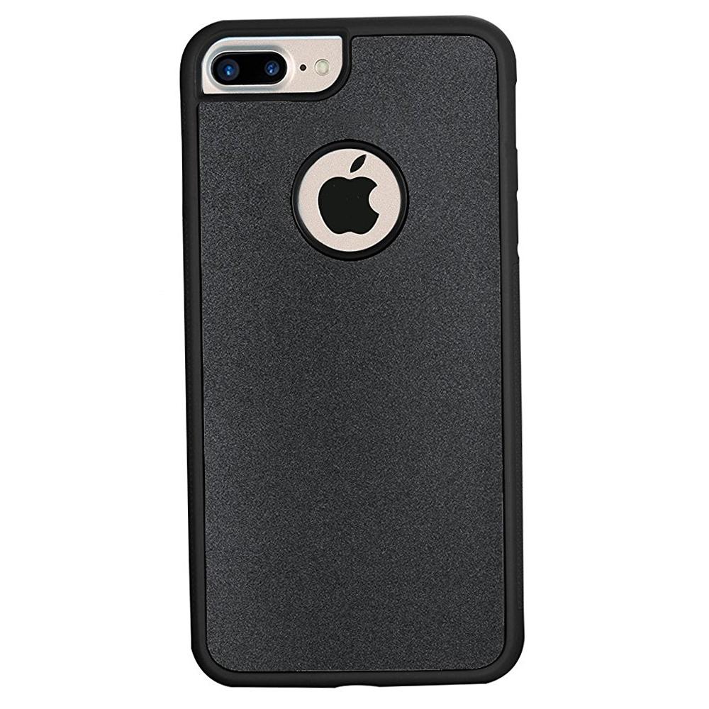 Husa Anti Gravity Sticky Case pentru iPhone 7 Plus (Negru)
