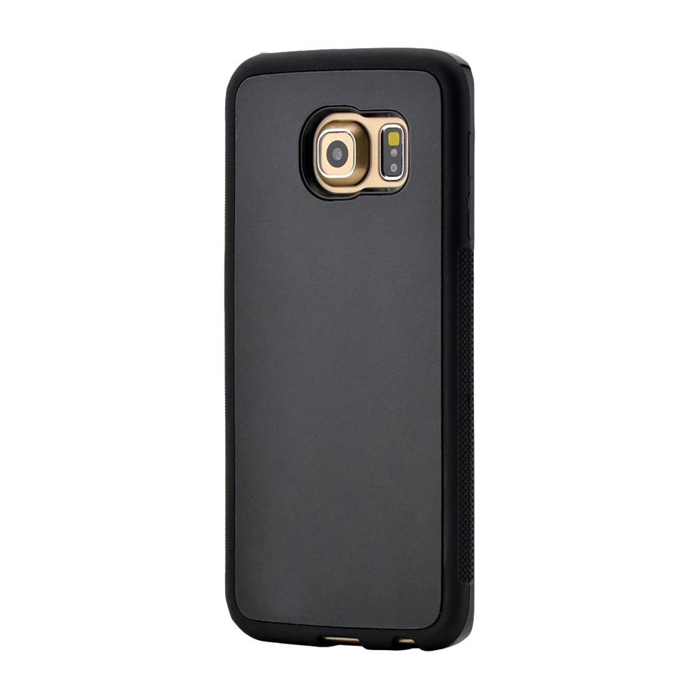 Husa Anti Gravity Sticky Case pentru Samsung Galaxy S6 (Negru)