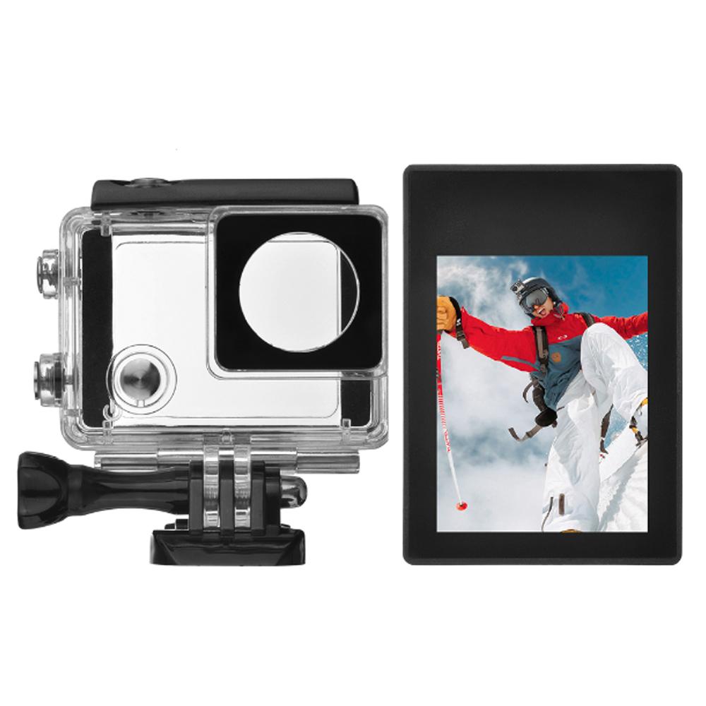 Ecran extern LCD BacPac pentru GoPro Hero 3, 3+, 4 (Negru)