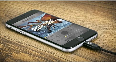 Adaptor casti pentru iPhone 7 / 8