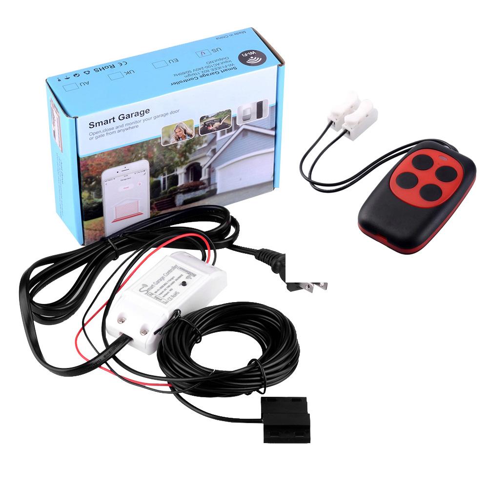 Kit control usa de garaj si telecomanda SMART