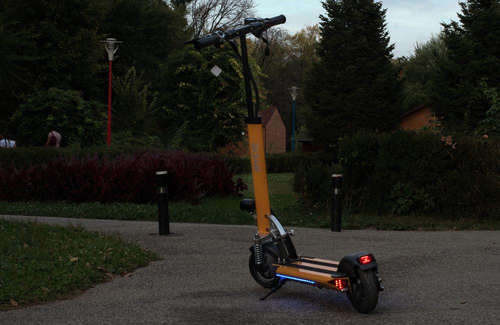 "Trotineta electrica pliabila RYDE 350, Seria 8"" 350W/36V/10.4Ah, viteza maxima 35kmh, autonomie 20-25km"