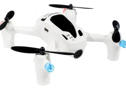Hubsan FPV X4 – dronele perfecte pentru incepatori
