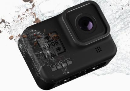 GoPro Hero 8 a fost lansat (specificatii si accesorii Hero 8)