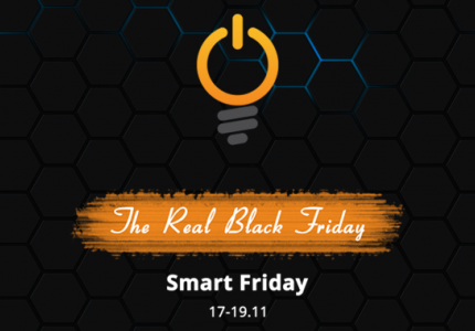 The Real Black Friday - toata lumea castiga (17-19 Noiembrie)
