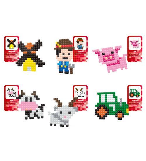 Pixelife seria Farmer - 800 de piese