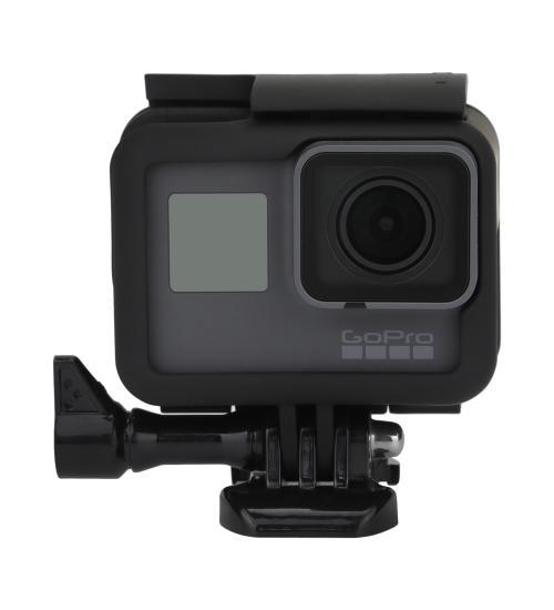 Rama de protectie bacpac comptabila cu GoPro Hero 5 / 6 / 7 (Negru)