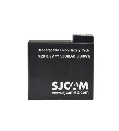 Baterie tip acumulator SJCAM M20, 900 mAh (Negru)
