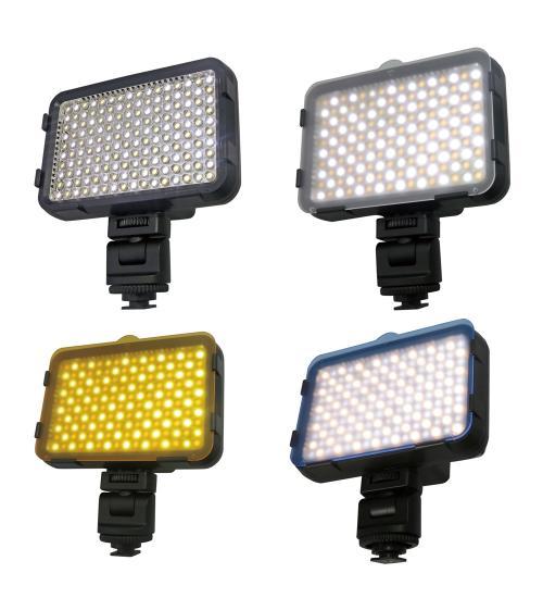 Lampa LED pentru filmari cu DSLR