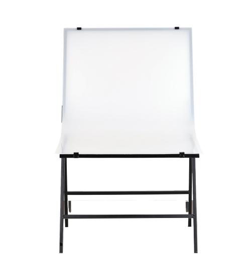 Masa pentru fotografie de produs din metal Widjit - 60 x 100 cm