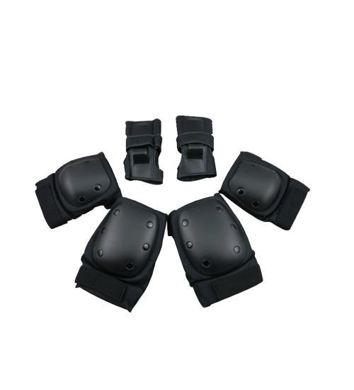 Set protectie - coate, maini, genunchi