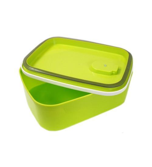Set de trei cutii alimentare (Verde)