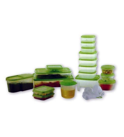 Set cutii alimentare, 42 piese, Thulos