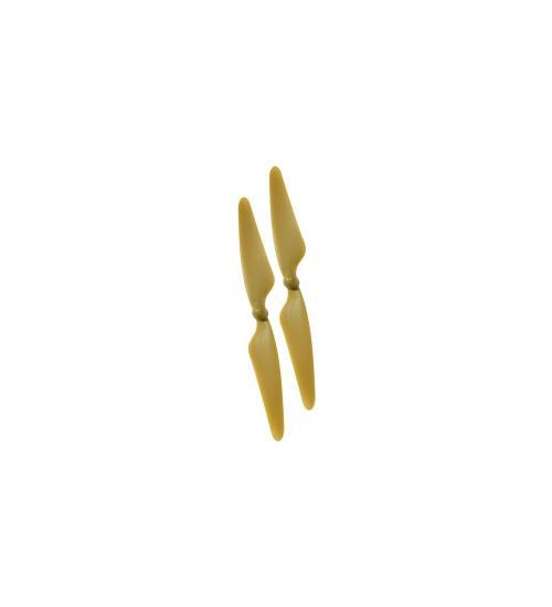 Set elice B HUBSAN x4 H501S/C/M QUAD-COPTER (Galben)