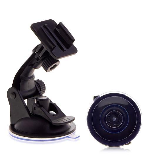 Sistem de prindere cu ventuza Widjit pentru camere video sport (Negru)