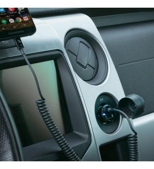 Incarcator auto StrikeDrive 15W USB-C