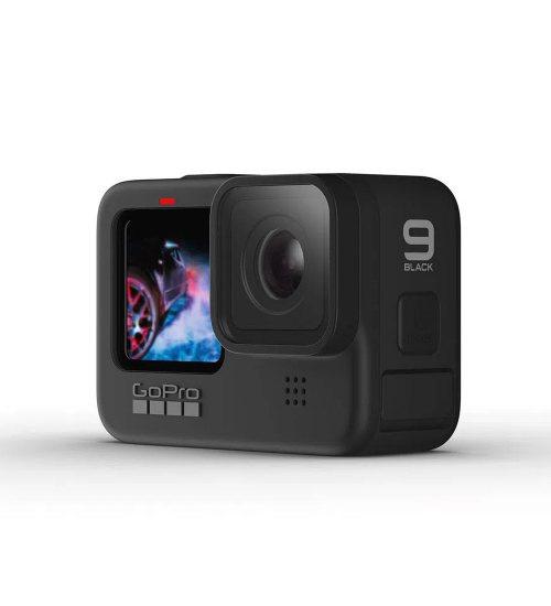 Camera video sport GoPro Hero 9 Black, rezolutie 5K - 20MP