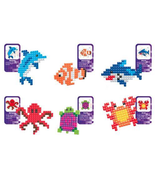 Pixelife seria Aquarium - 800 de piese