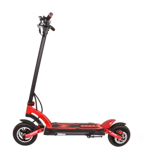 Trotineta electrica Kaabo Mantis, 800W/48V/13Ah, viteza maxima 35km/h, autonomie 30-50 km
