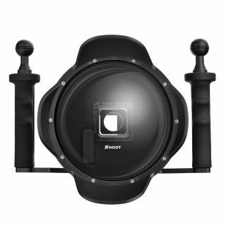Dome pentru filmari subacvatice cu stabilizator pentru Hero 4 /3 si 3+