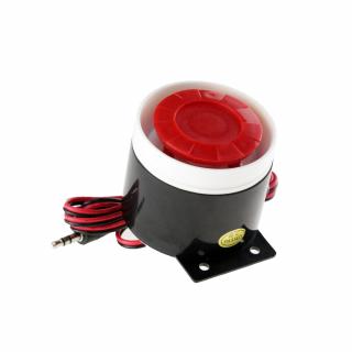 Dispozitiv alarma SMART, compatibila cu sistemul complet de alarma Tuya / Smart Life