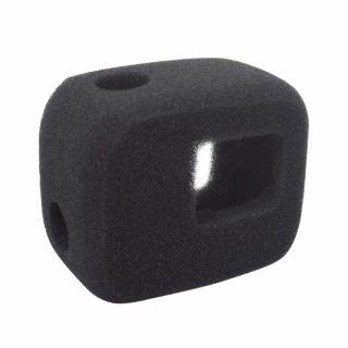 Carcasa din burete pentru reducerea zgomotului vantului, compatibil GoPro Hero 8