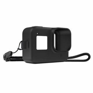 Carcasa de protectie din silicon, compatibila cu GoPro Hero 8