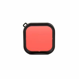 Filtru pentru filmari subacvatice GoPro Hero 8 Black, compatibil cu carcasa subacvatica