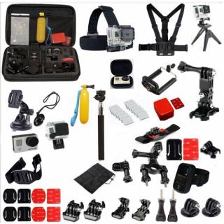 Kit accesorii 40 in 1 universal pentru camere video sport