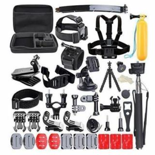 Kit accesorii 40 in 1 universal pentru camere de actiune