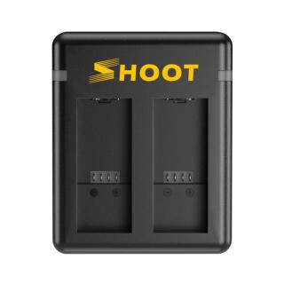 Incarcator dual pentru acumulatori GoPro Hero 9