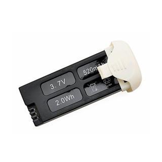 Acumulator pentru HUBSAN x4 H107C+, 3.7V, 520mAh