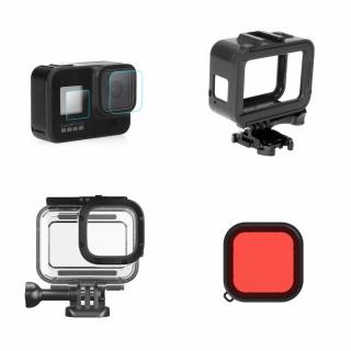 Kit accesorii GoPro Hero 8 Black