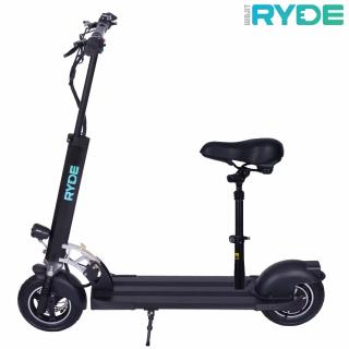 Pachet trotineta electrica pliabila RYDE 500 + Scaun pliabil