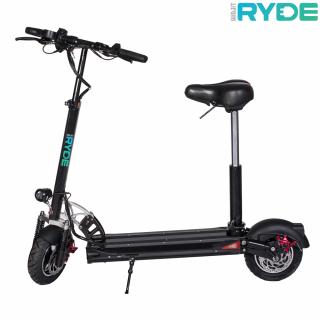 Pachet trotineta electrica pliabila RYDE 600 + Scaun pliabil