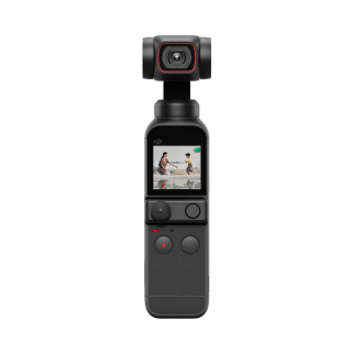 Kit Creator Combo Camera Video Actiune DJI Osmo Pocket 2 64MP, 4K/60 FPS, Active Track 3.0