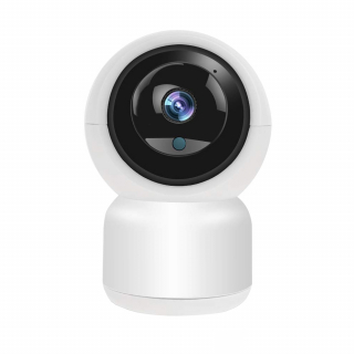 Camera IP, baby monitor 1080p de interior,  WiFi Tuya/Smart Life compatibil Alexa si Google Assistant