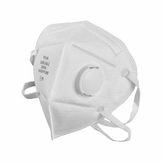Masca de protectie respiratorie cu valva FFP3 / KN99