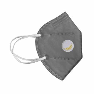 Masca de protectie KN95 / FFP2, 5 straturi, cu valva de expirare NB950
