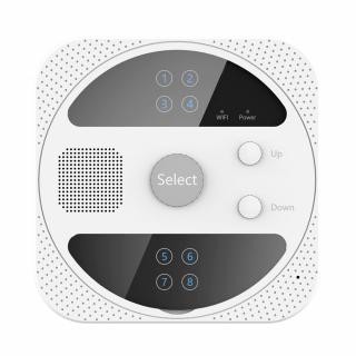 Sistem automatizare irigatii SMART Wifi 8 zone, compatibil Tuya / Smartlife