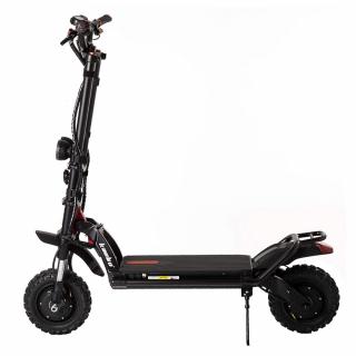 Trotineta electrica Kaabo Wolf Warrior 11, 2x1200W/60V/26Ah, viteza maxima 80km/h, autonomie 100km