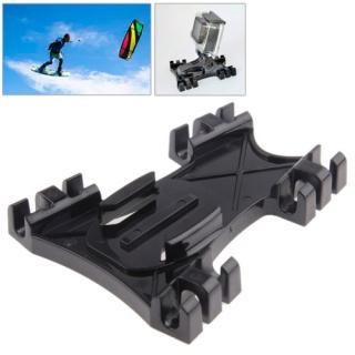 """Sistem de fixare Widjit pentru """"kite-surfing"""" cu prindere QR pentru camere video sport"""