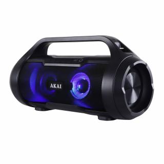 Boxa portabila activa Bluetooth AKAI ABTS-50, 30W