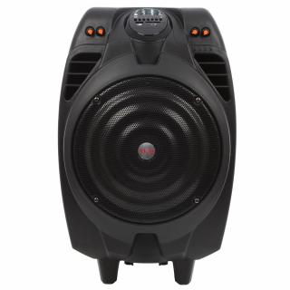 Boxa portabila activa Bluetooth AKAI SS023A-X10, microfon inclus, 50 W