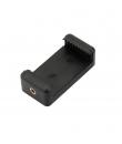 Holder telefon pentru trepied / monopied (Negru)